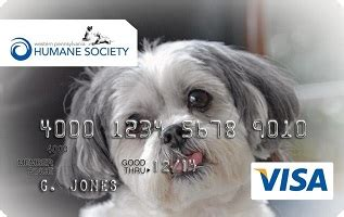 Umb Visa Gift Card - facts on the humane society visa card from your local chapter