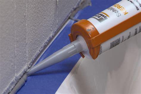 schluter 174 kerdi fix waterproofing shower system