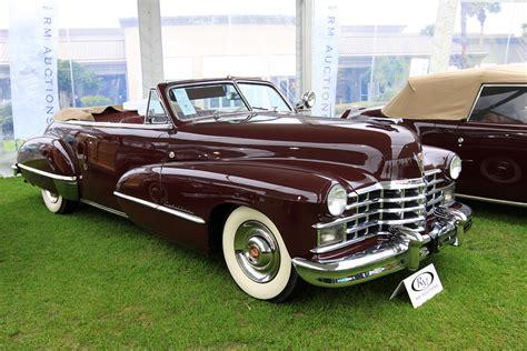 cadillac supercar 1947 cadillac series 62 convertible coupe gallery