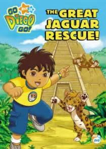 Go Diego Go Jaguar Rescue On Dvd Copy Reviews