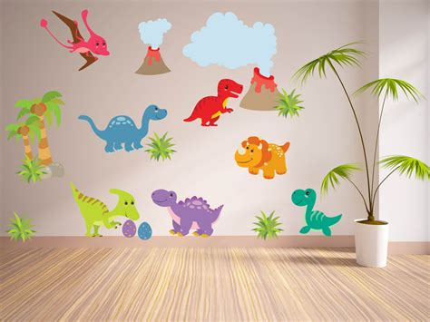 best 25 dinosaur wall decals ideas on