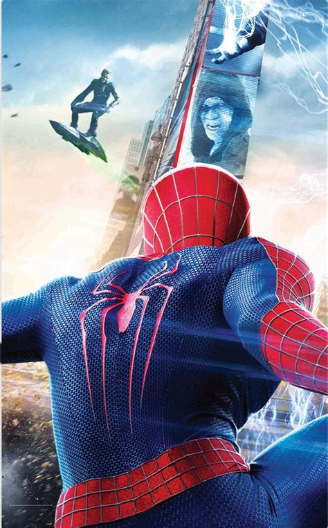 the amazing spider man 2 may 2014 first trailer on amazing spider man 2 poster first look at rhino goblin