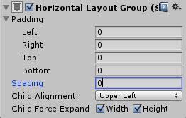 horizontal layout group unity sử dụng auto layout sắp xếp c 225 c đối tượng ui b 224 i viết