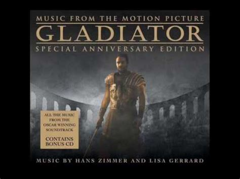 gladiator film now we are free hans zimmer lisa gerrard now we are free youtube