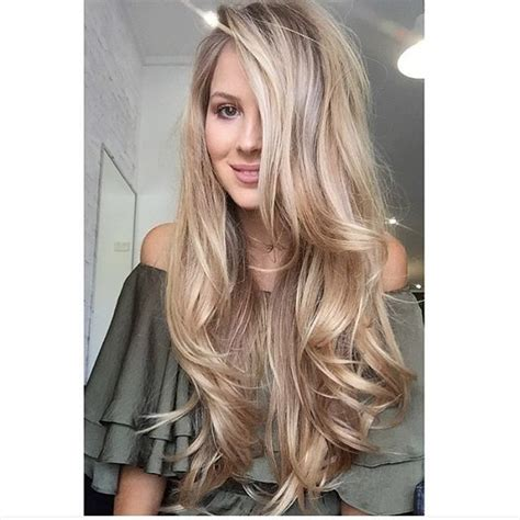 whats for blonds or lite hair that is thin or balding best 25 natural blonde balayage ideas on pinterest