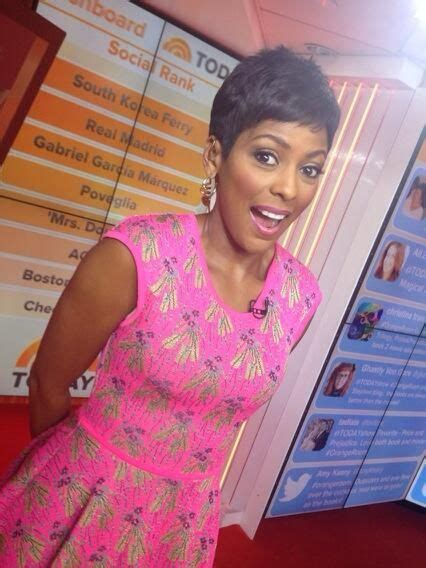 tamron hall pixie tamron hall gives me inspiration with my short hair and i