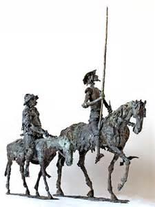 don quixote don quixote spartak dermendjiev sculpture