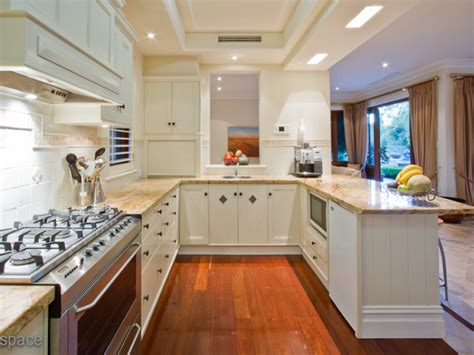 u kitchen design u shaped kitchen designs australia u shaped kitchen