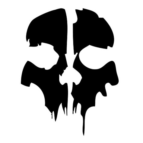 call of duty ghosts laptop car truck vinyl decal window