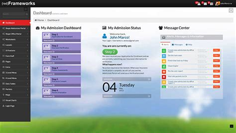free web application templates with css rad frameworks complete bootstrap 3 web applications on