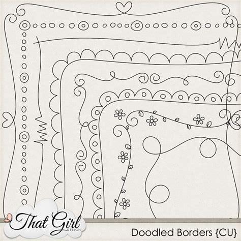 doodle pattern borders 15 best images about doodle frames border labels on