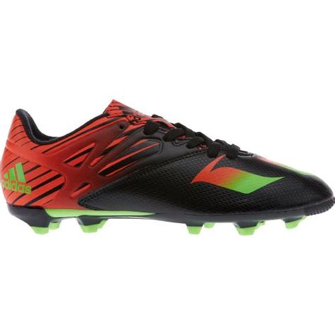 adidas messi 15 3 fg jr soccer cleats academy
