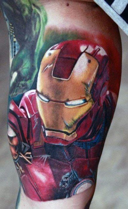 iron man tattoo designs men tony stark ink ideas