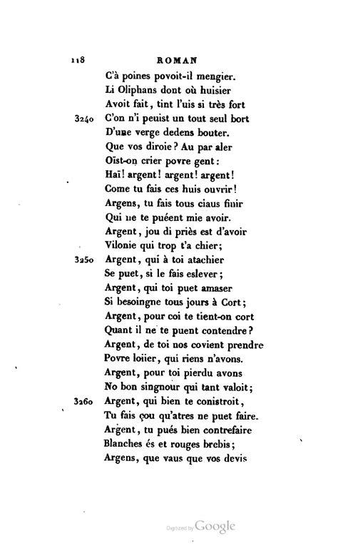 Renart Resume by Le De Renart Auteur