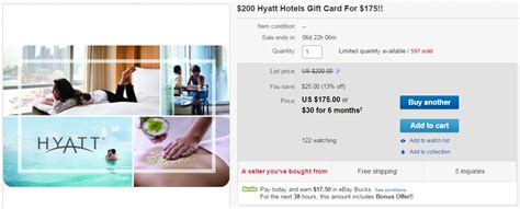 Resell Gift Cards - how i just saved 25 off hyatt gift cards