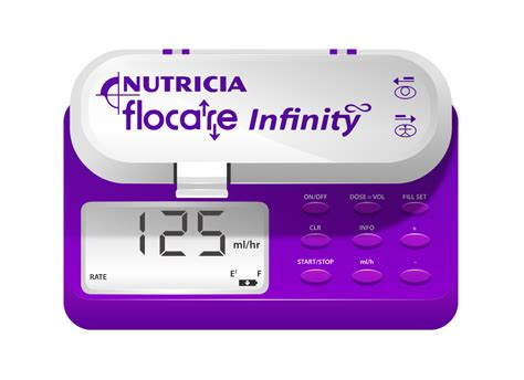 nutricia flocare infinity voedingspomp medische apparatuur