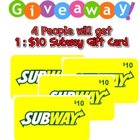 How To Check Subway Gift Card Balance - subway gift certificate balance gift ftempo
