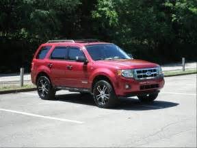 escape ford escape lifted suv tuning