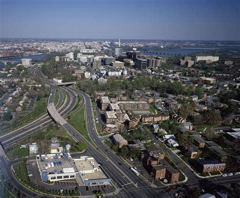 Arlington Va Records Aerial View Of Arlington Virginia
