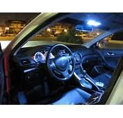 Honda Accord 118 Lights Direct Fit LED Interior Package