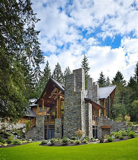 homes in the mountains mountain house design