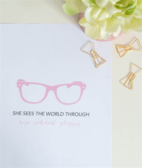 colored glasses quotes quotes about colored glasses quotesgram