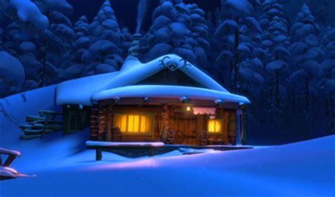 Frozen Cabin by Wandering Oaken S Trading Post And Sauna Frozen Wiki Fandom Powered By Wikia