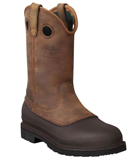 georgia boot comfort core georgia boot g5514 pull on mud dog comfort core work boots