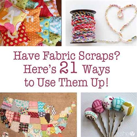 how to make fabric from scraps fabric scraps here s 21 ways to use them up lil
