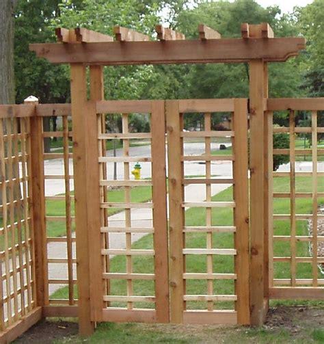 pergola gate designs garden pergola
