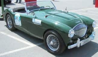 Healey 100m 1955 Healey 100m Information And Photos Momentcar