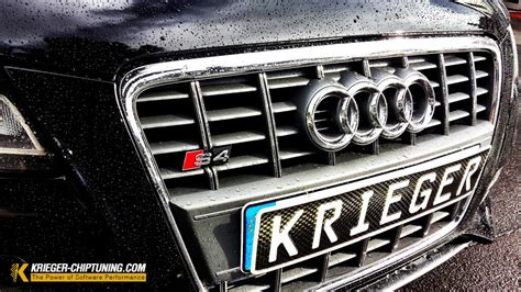 Audi S4 Chiptuning by Audi S4 3 0 Tfsi Chip Tuning In Nrw