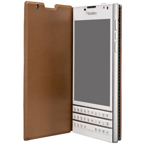 Book Flip Blackberry Bb funda original flip folder para blackberry passport caf 233