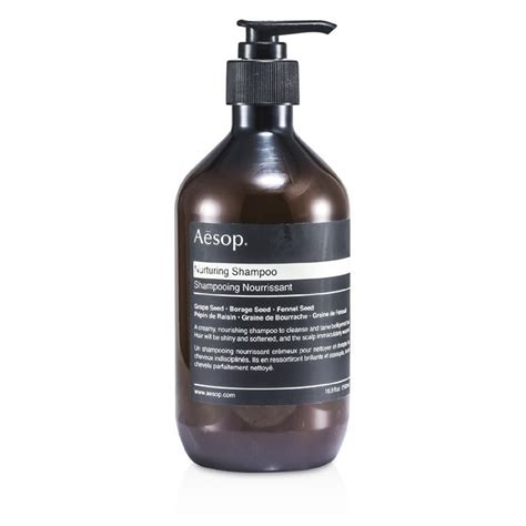Hair Detox Shoo Reviews by Aesop Nurturing Shoo Cleanse And Belligerent Hair