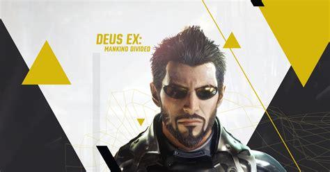 Hoodie Deus Ex Divided 02 deus ex mankind divided