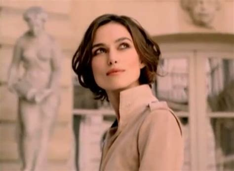 keira knightley coco chanel haircut keira knightley talks about perfume and chanel coco