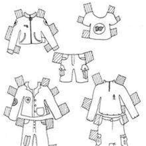 girl clothes coloring page paper doll clothes 10 online toy dolls printables for girls