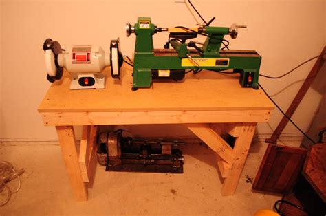 wood work woodworking bench harbor freight  plans