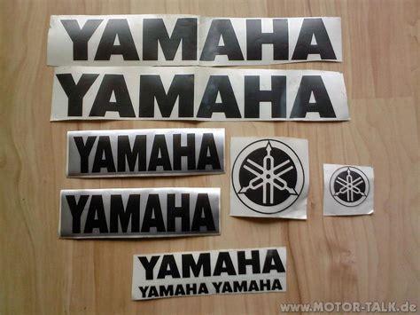 Yamaha Xt 600 Aufkleber Set by Xt 600 Aufkleber Yamaha Logos Biete Motorrad