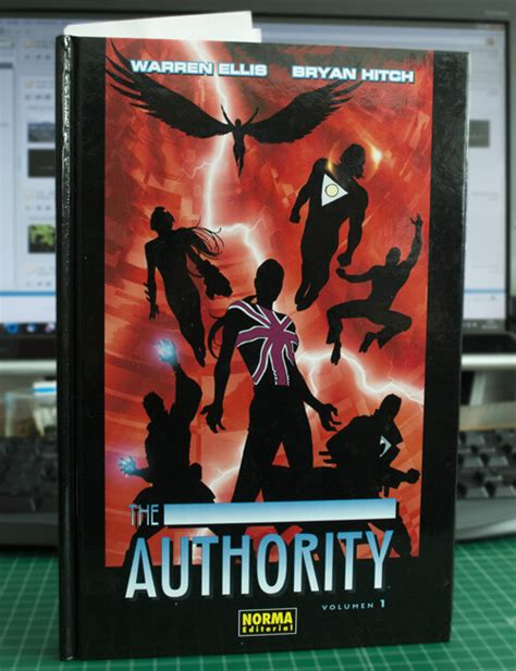 libro the authority volume 1 c 243 mic the authority vol 1 y vol 2