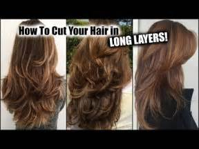 how to trim sides and back of hair 25 best ideas about haircut in layers on pinterest fall