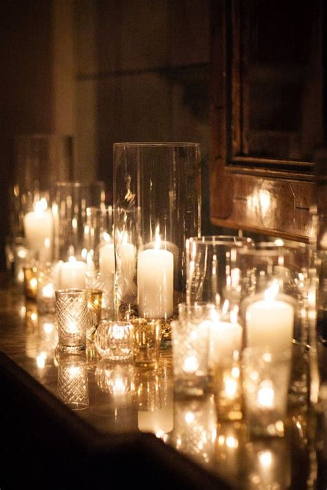 candle centerpiece ideas 25 best ideas about glass centerpieces on