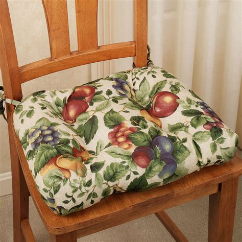 sonoma fruit chair cushion set of 2
