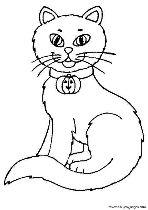 dibujos para pintar gatos dibujos de gatos de halloween imagui