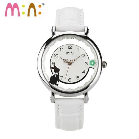 korea mini mn 1081 white đồng hồ nữ handmade 3d mini world korea mn 2060 white