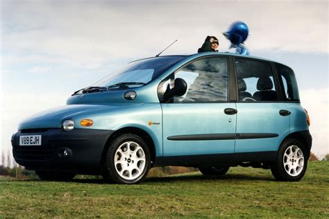 fiat multipla fiat multipla classic car review honest john