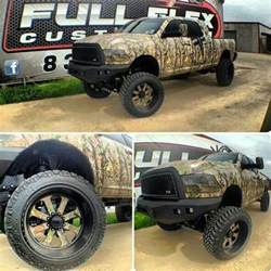 Camo Chevy Truck Wheels Camo Truck And Wheelsdodge Diesels Trucks Black Lifted