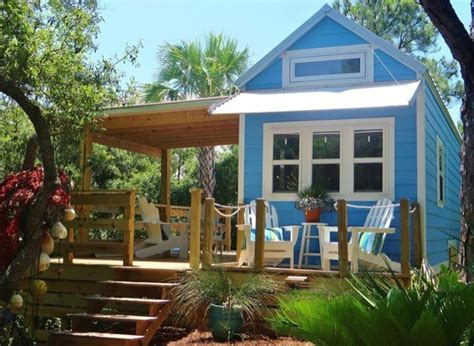 Tiny Beach Cottage With Two Lofts Signatour Tiny Houses
