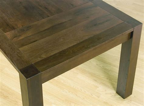 dining table lyon walnut extending dining table