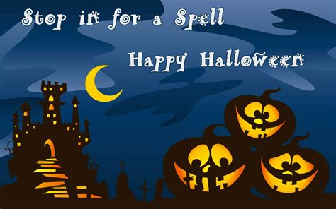 stop    spell happy halloween wishes picture nicewishes